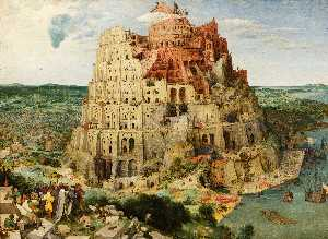 Pieter Bruegel The Elder - La Torre de Babel