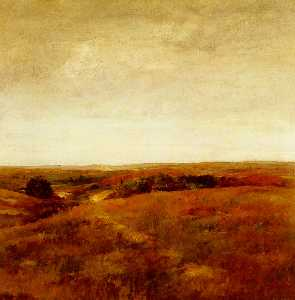 William Merritt Chase - octubre