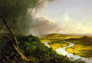 Thomas Cole - El Oxbow