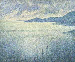 Theo Van Rysselberghe - Costa Canal