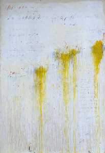 Cy Twombly - stagioni quattro finca