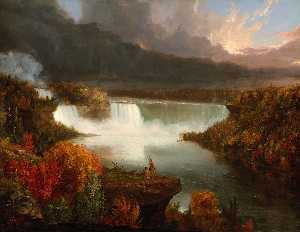 Thomas Cole - vista lejana todaclasede ..