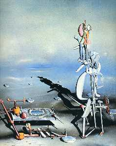 Yves Tanguy - Indefinido Divisibilidad