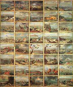 Jan Van Kessel - los animales