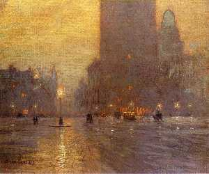 Lowell Birge Harrison - Madison Cuadrado