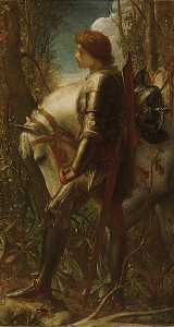 Frederick Waters Watts - señor galahad