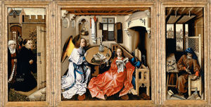 @ Robert Campin (Master Of Flemalle) (98)