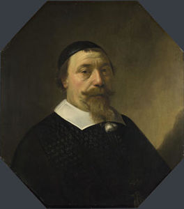 Aelbert Jacobsz Cuyp - Portrait-of-a-Bearded-Man