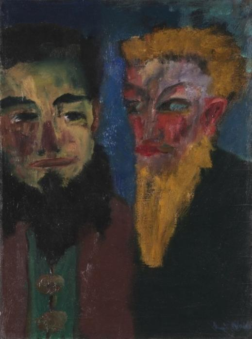 Goldsmiths de Emile Nolde (1867-1956, Germany)