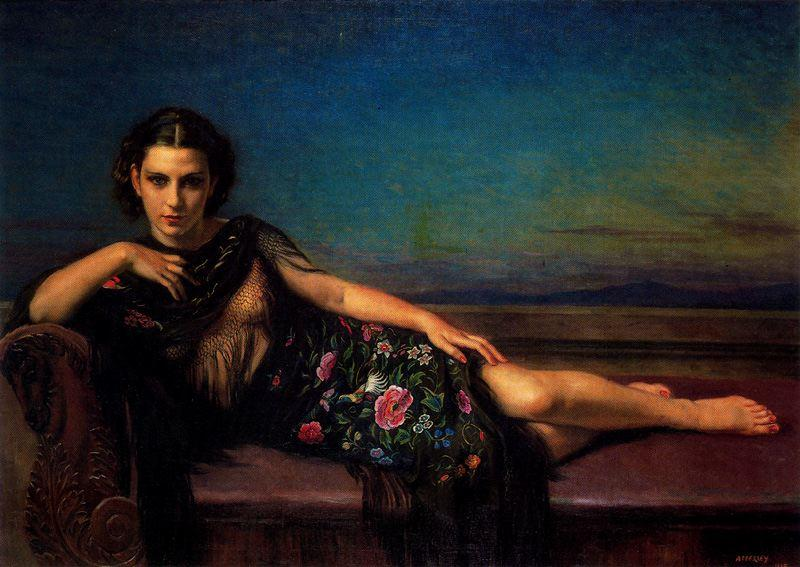 Enigma de Jorge Apperley (George Owen Wynne Apperley) (1884-1960, United Kingdom)