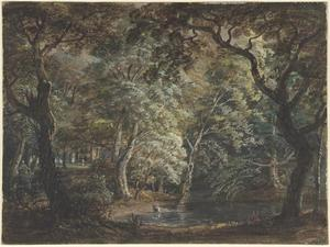 Paul Sandby - Windsor Great Park