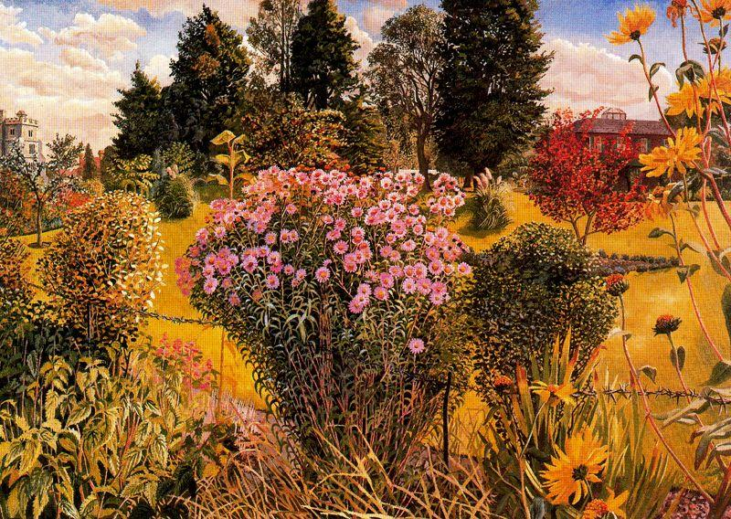 Bellrope Meadow de Stanley Spencer (1891-1959, United Kingdom)