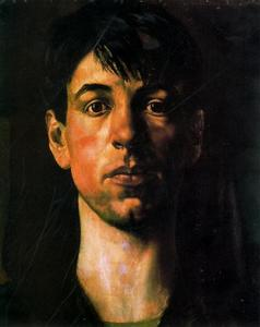 Stanley Spencer - Self-Portrait 1