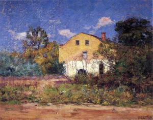 Theodore Clement Steele - El Grist Mill