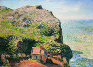 Claude Monet - El Custom`s Casa