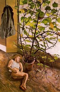 Lucian Freud - Interior Grande, Paddingt..
