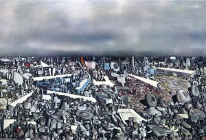 Yves Tanguy - Multiplicación todaclased..