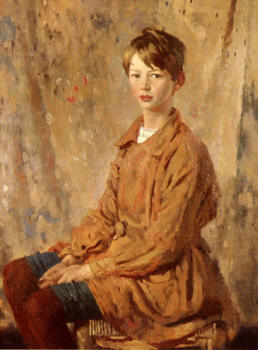 Retrato del Maestro Spottiswoode de William Newenham Montague Orpen (1878-1931, Ireland) | ArtsDot.com