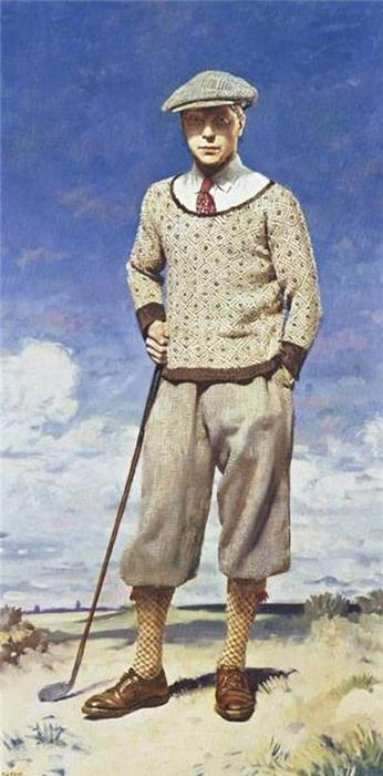 Autoretrato, 1924 de William Newenham Montague Orpen (1878-1931, Ireland)