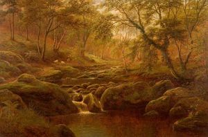 William Mellor - Roble Beck, Harrogate