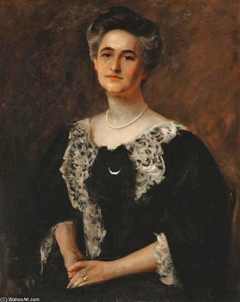 Sarah Frances Joost de William Merritt Chase (1849-1916, United States) | ArtsDot.com