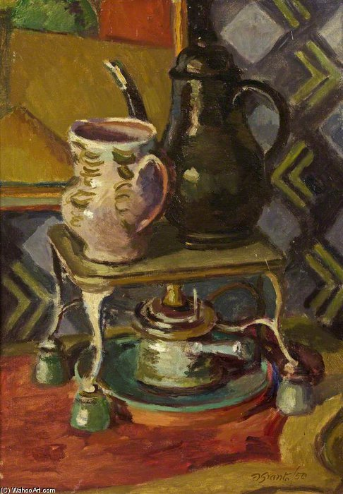 The Coffee Pot de Duncan Grant (1885-1978, Scotland)