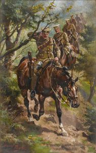Harry Payne - Sexto Dragoon Guards -