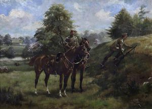 Harry Payne - Soldiers Of The West Kent..