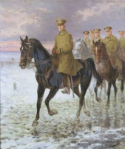 Jan Van Chelminski - General John J. Pershing