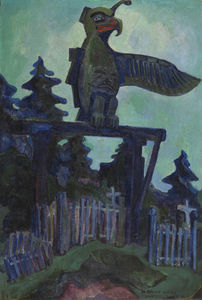 Emily Carr - Don t me salmuera lejos como hecho