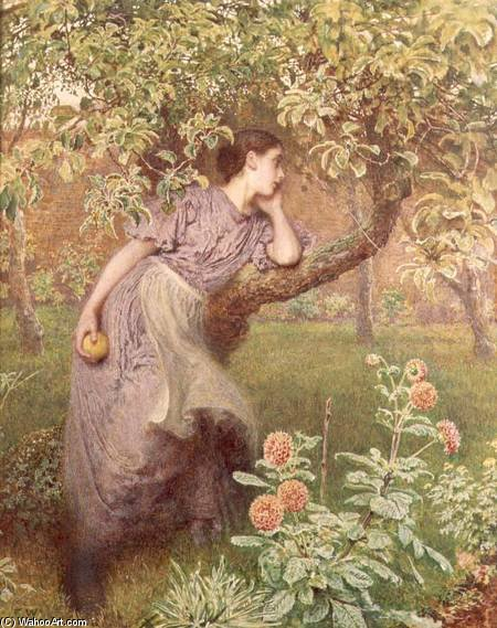 Otoño - de Frederick Walker (1840-1875, United Kingdom)