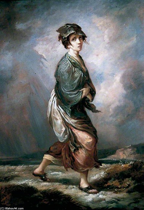 Loco Kate de Thomas Barker (1769-1847, United Kingdom)