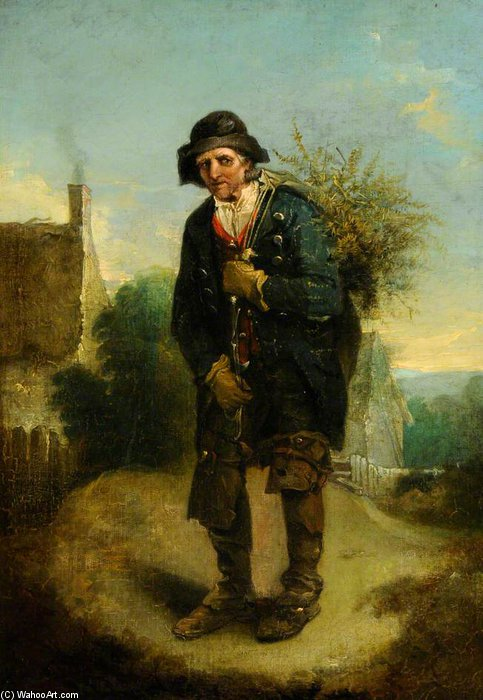 El Woodman - de Thomas Barker (1769-1847, United Kingdom)