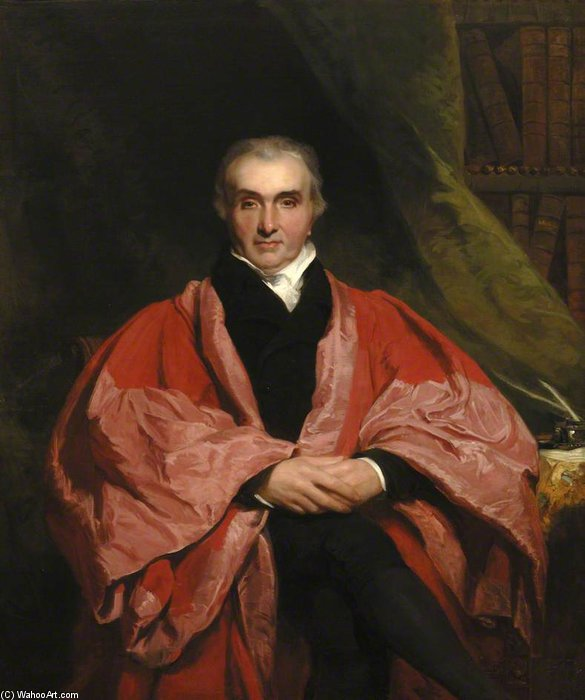 Mateo Baillie de William Owen (1769-1825, United Kingdom) | Arte De La Reproducción | ArtsDot.com