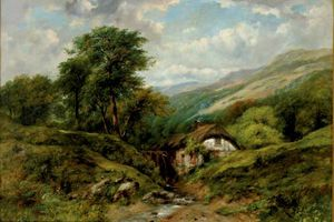 Frederick Waters (William) Watts - Welsh Valley