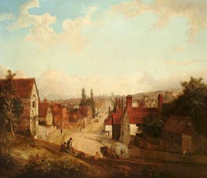 Henry Pether - Antiguo Guildford