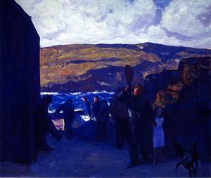Rockwell Kent - Pescadores
