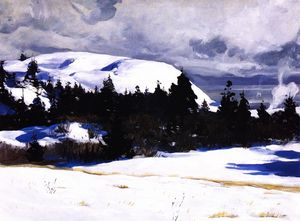 Rockwell Kent - Maine Costa