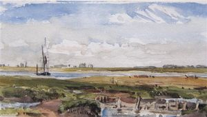Thomas Collier - Bawdsey Ferry, Suffolk