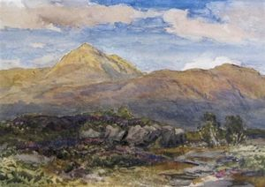 Thomas Collier - Glen Dochart Perthshire