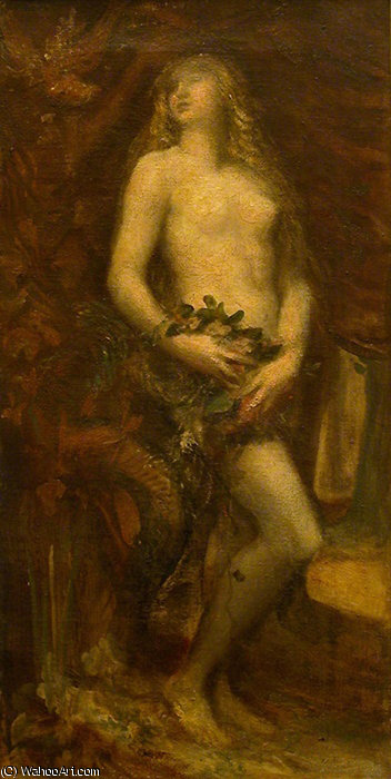 sin título (1660) de Frederick Waters Watts (1800-1870, United Kingdom)