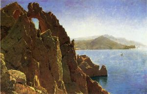 William Stanley Haseltine - Capri arco nataural