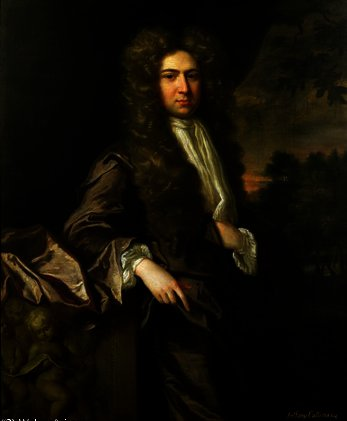 Anthony Collins de Jonathan Richardson (1667-1745, United Kingdom)