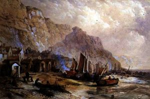 Thomas Charles Leeson Rowbotha.. - Antiguo Hastings, Sussex