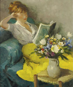 Marcel Dyf - Lectura Claudine, (1957)