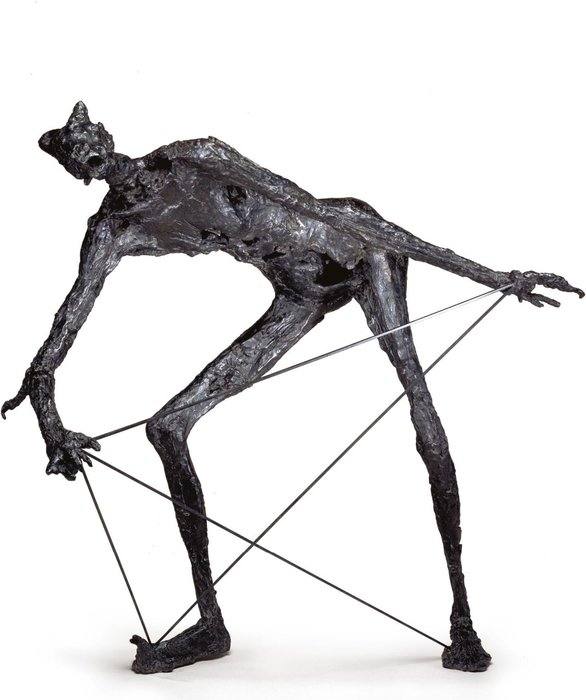 N08488 7 lr de Germaine Richier (1902-1959)