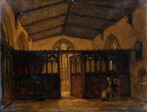 Richard Henry Nibbs - , Chichester, Sussex del ..