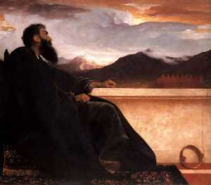 Lord Frederic Leighton - David