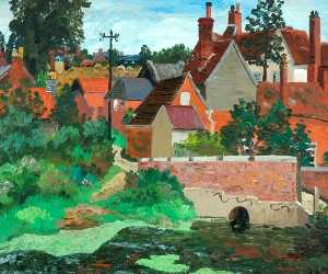 Cedric Lockwood Morris - Polstead , Suffolk