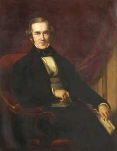 George Patten - Thomas Baya Horsfall ( 1805–1878 ) , MP